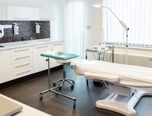 salle clinique turquie
